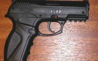 Самые лучшие пневматические пистолеты