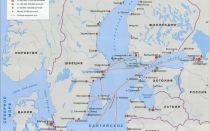 Самые пресные моря в России и в мире