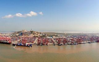 Крупнейшие морские порты