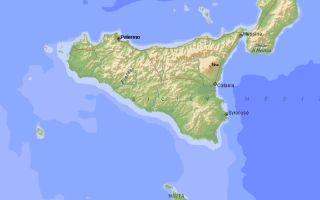 Самые крупные острова атлантического океана