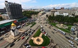Самые длинные улицы в России
