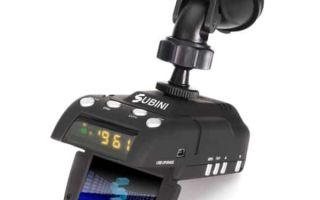 Видеорегистраторы с радар-детектором — рейтинг 2019 года