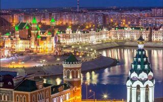Самые экологические чистые города России
