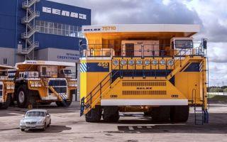 ТОП-5 самых больших машин в мире