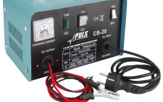 ТОП-5 зарядных устройств для автомобильных