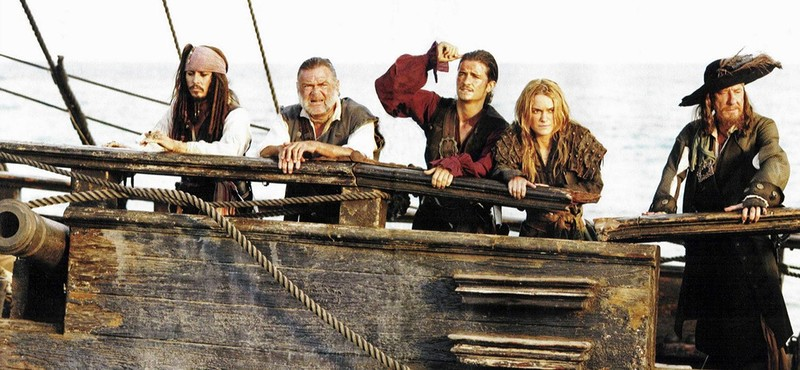 «Пираты Карибского моря: На краю света» (2007)