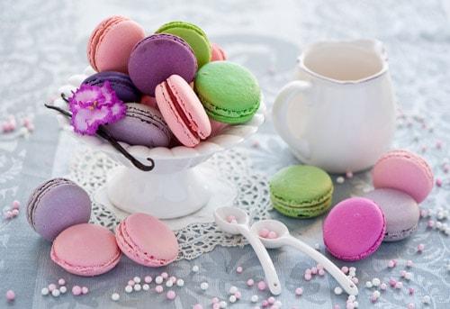 Французские сладости