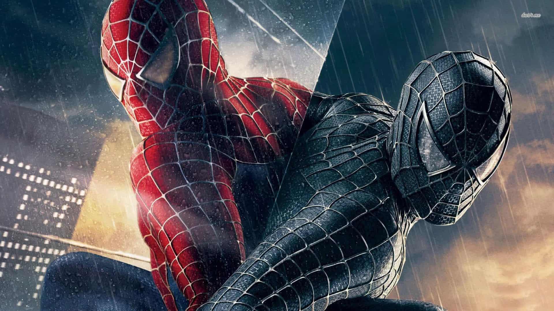 «Человек-паук 3» (2007)