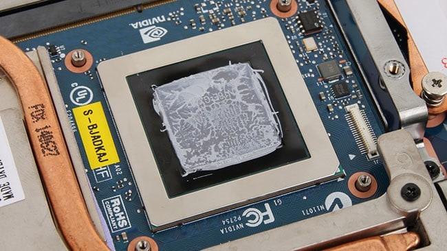 NVIDIA GeForce GTX 980M SLI