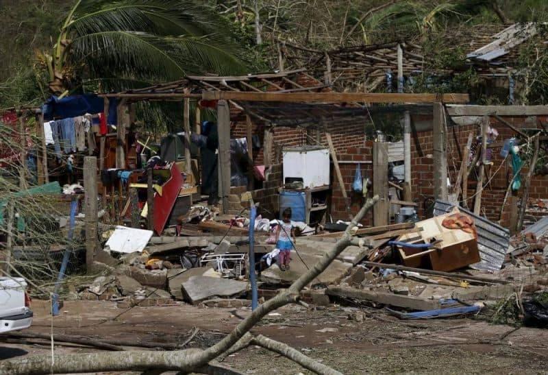 Патрисия - мексиканский ураган 2015 года