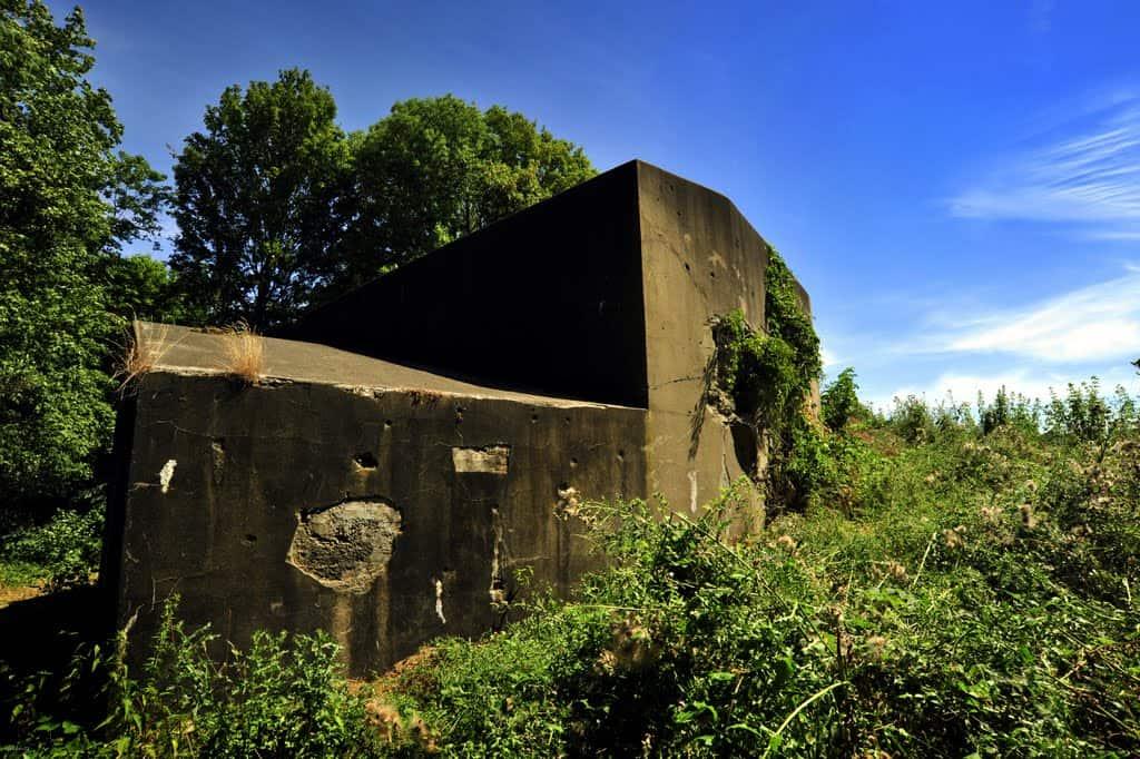 Форт Эбен-Эмаэль (Бельгия, Льеж)