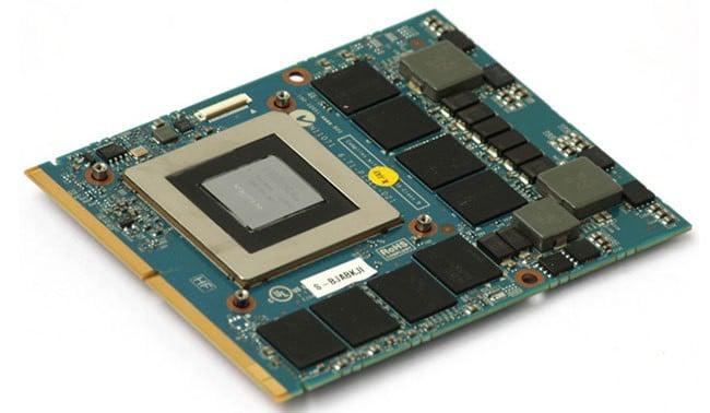 NVIDIA GeForce GTX 880M SLI