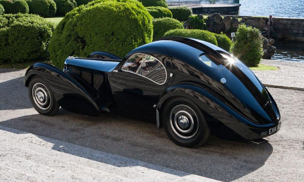 Bugatti Type Atlantiс