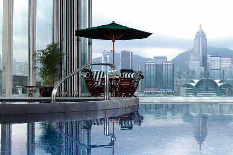 The Peninsula Hong Kong (Китай, Гонконг)