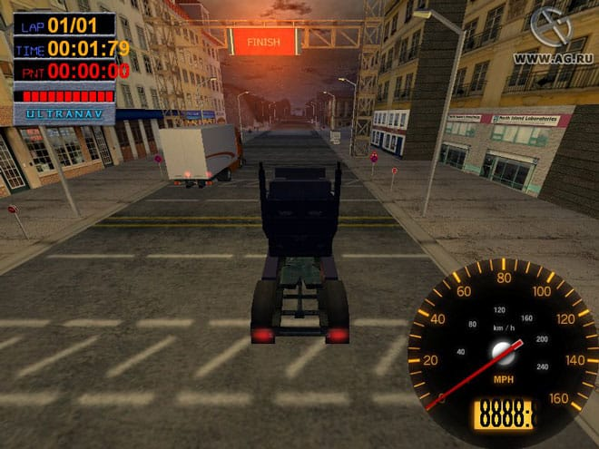 «Big Rigs: Over the road Racing»