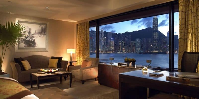 The InterContinental Hong Kong (Китай, Гонконг)