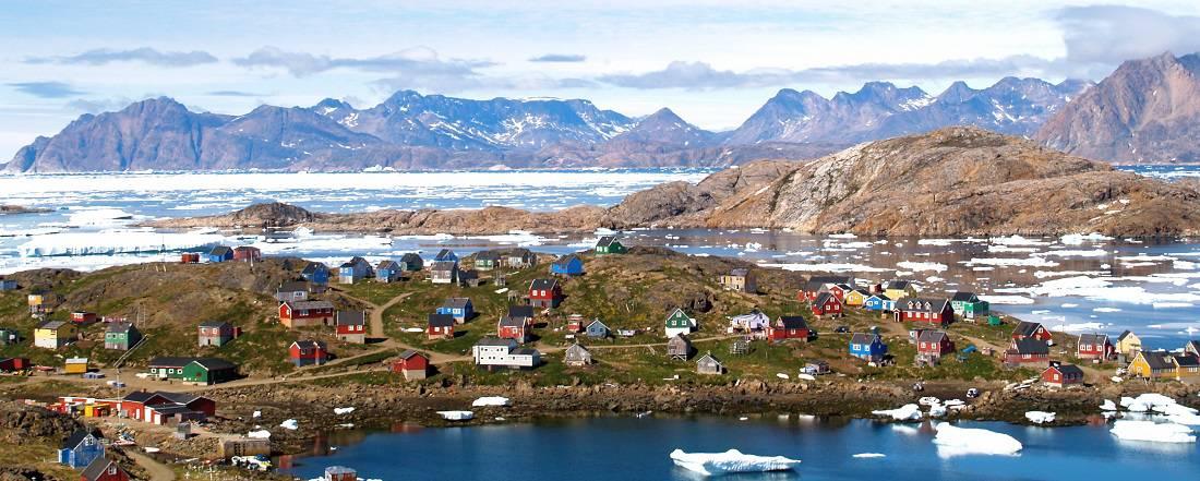 о. Гренландия