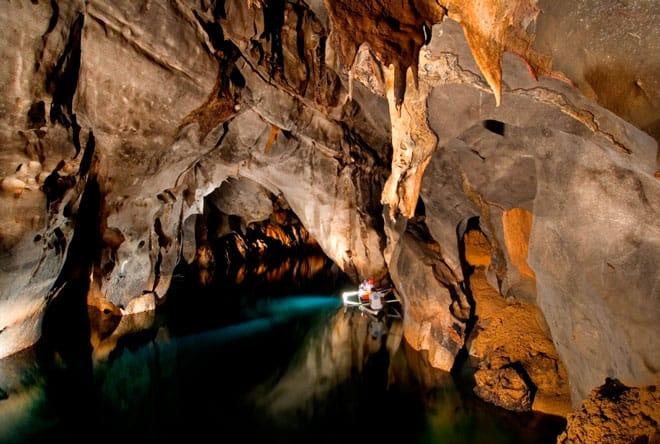 Подземная река Пуэрто-Принцесса