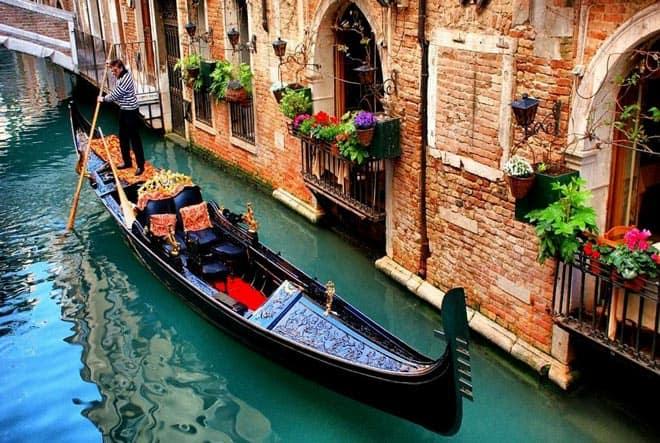Посещение Венеции