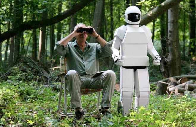 «Робот и Фрэнк»