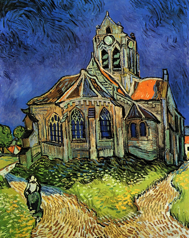 Церковь в Овере