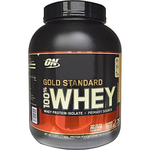 Whey Gold Standard (Optimum Nutrition)