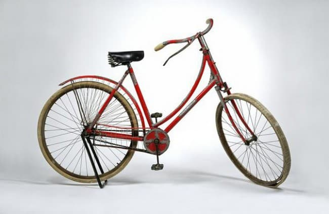 1890 Tiffany & Co. Bicycle