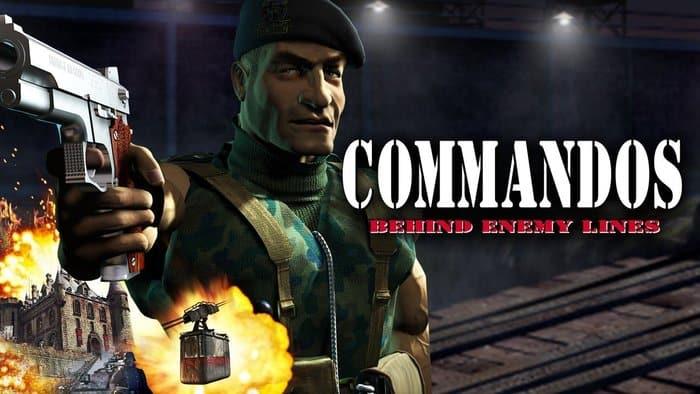 Commandos: Behind Enemy Lines