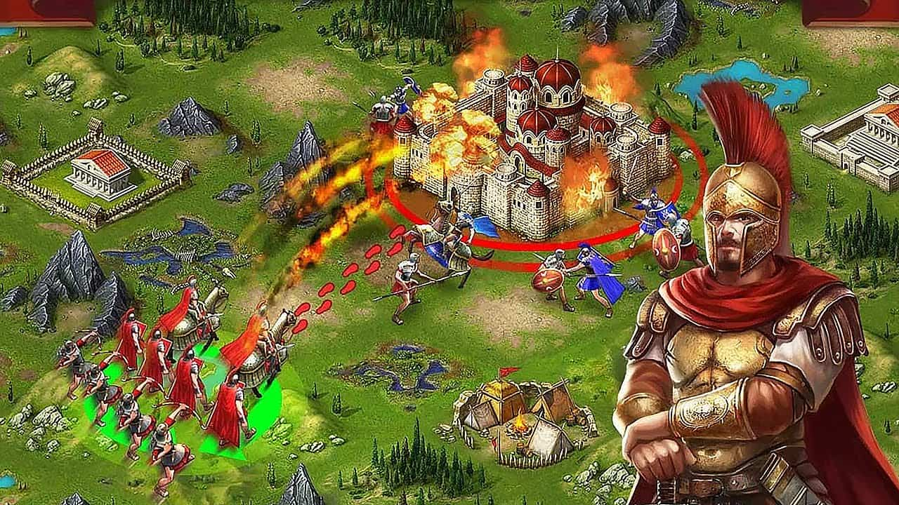 Empire War: Age of Heroes 6.268