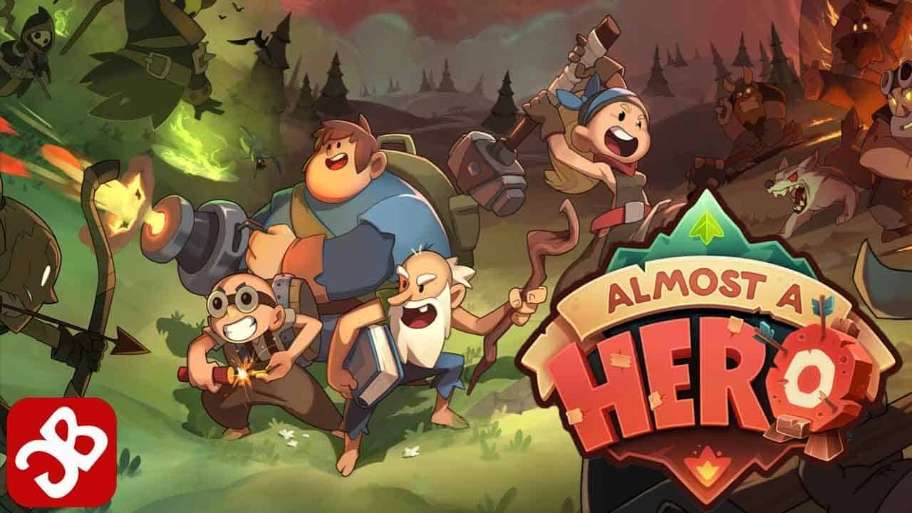 Almost a Hero 1.10.0
