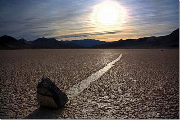 Жуткая Долина Смерти