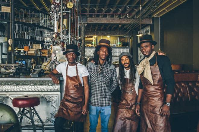 Бар Truth Coffee в Южной Африке