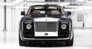 Sweptail от Rolls Royce