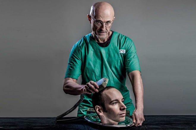 Пересадка головы
