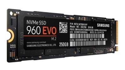 Samsung MZ-V6E250BW