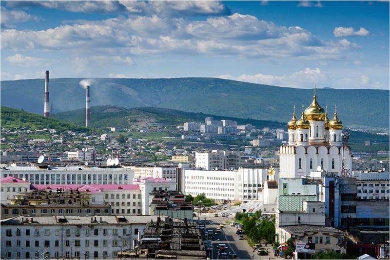 Магаданская область