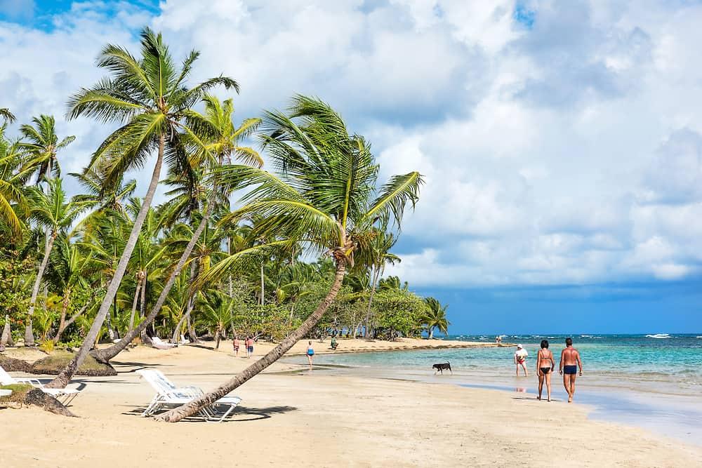 Пляж в Ель-Портильо