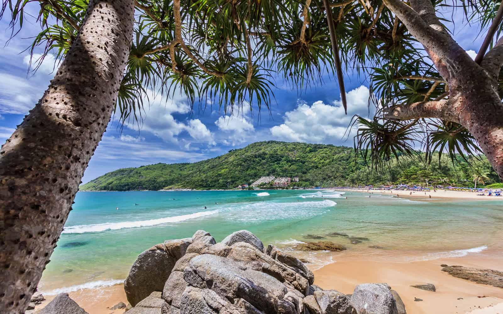Nai-Harn Beach