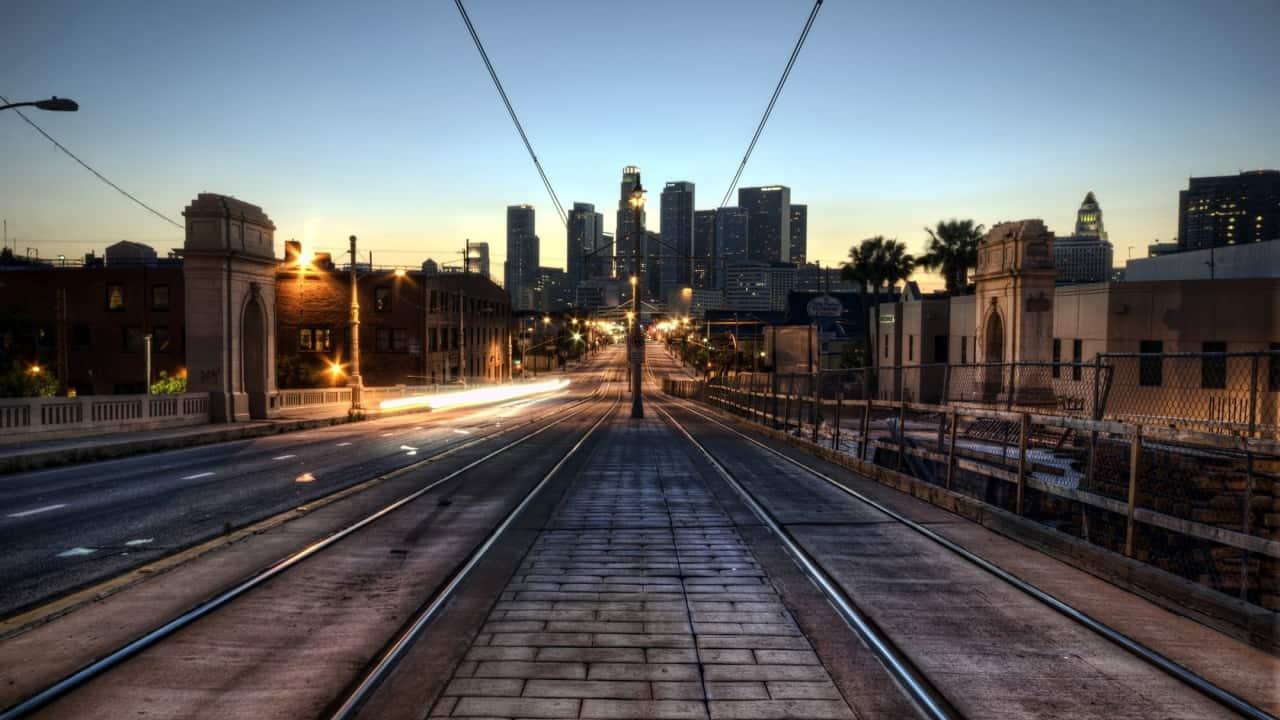 от Чикаго до Лос-Анджелеса