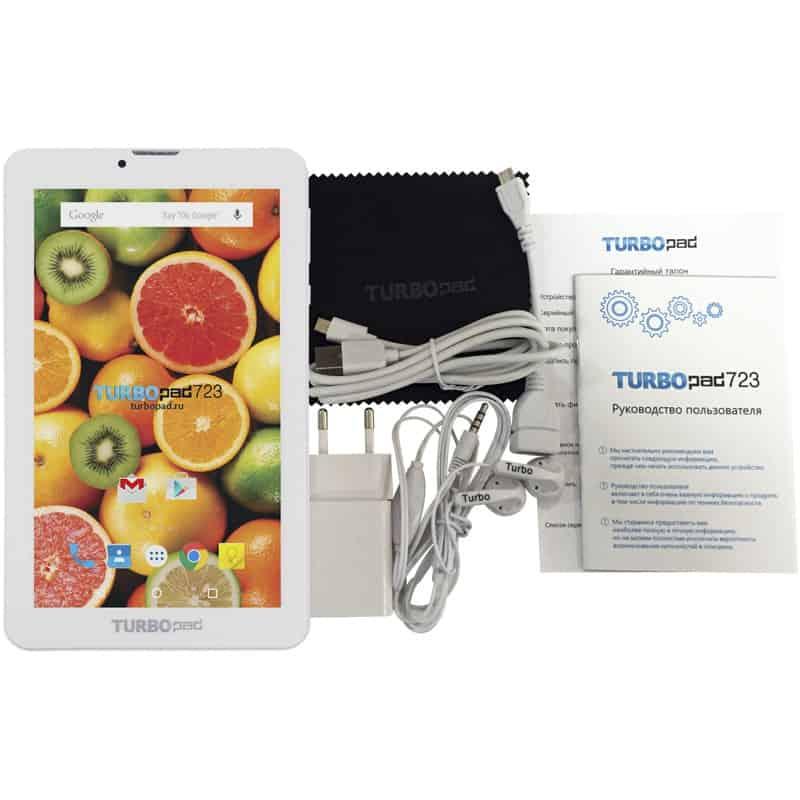 TurboPad 723