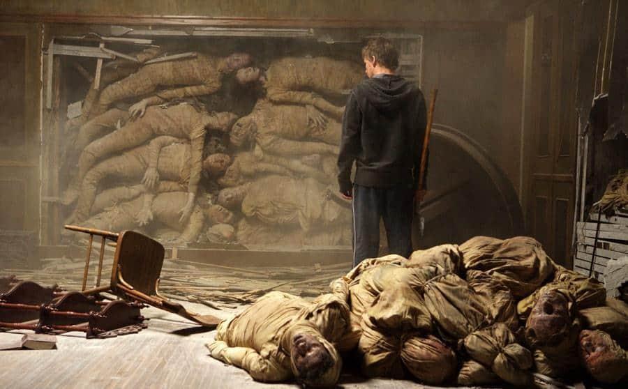"""""""Призраки в Коннектикуте"""" (2009)"""