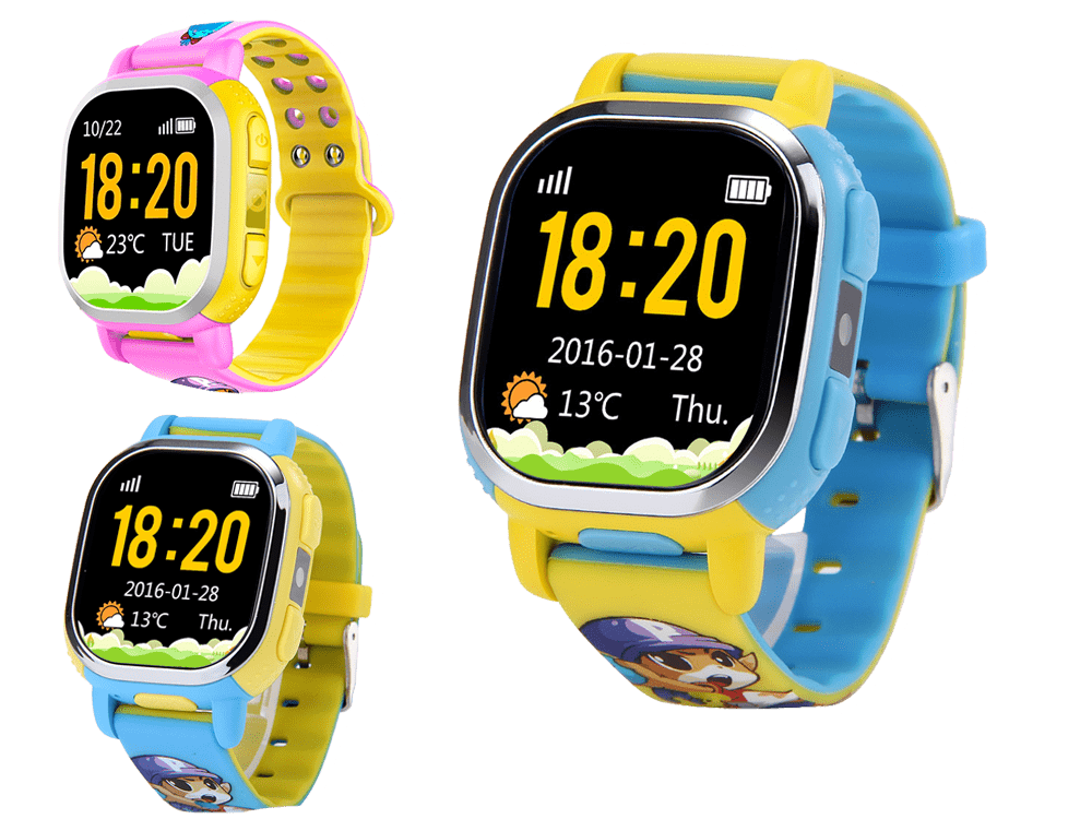 Smart Baby Watch Pokemon