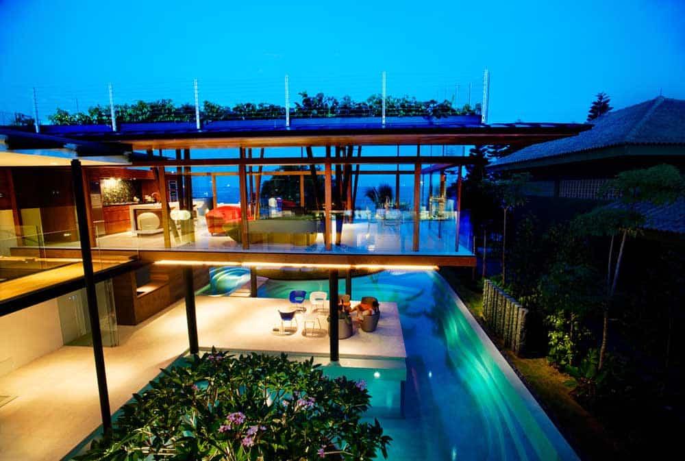 Fish House вид