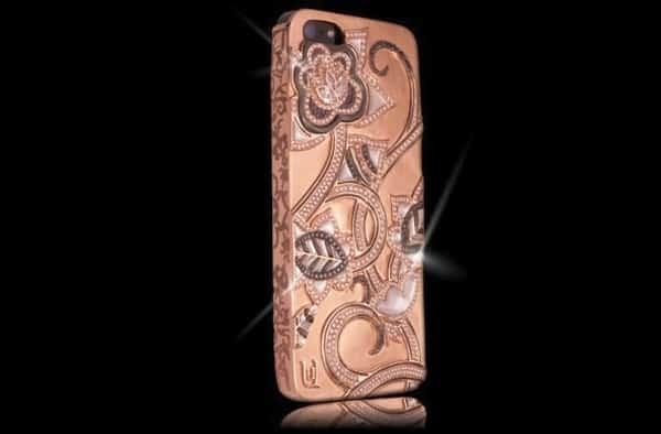 Uunique London Lotus iPhone 5