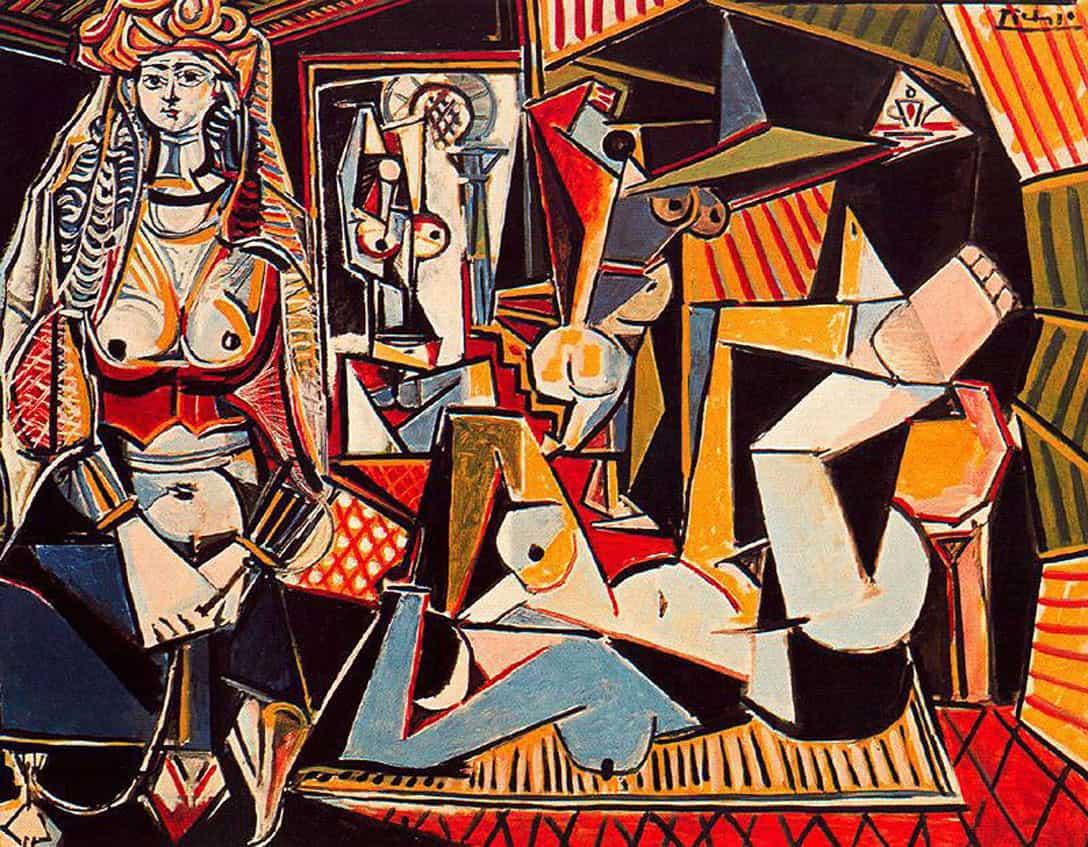Пикассо картины 1950-х