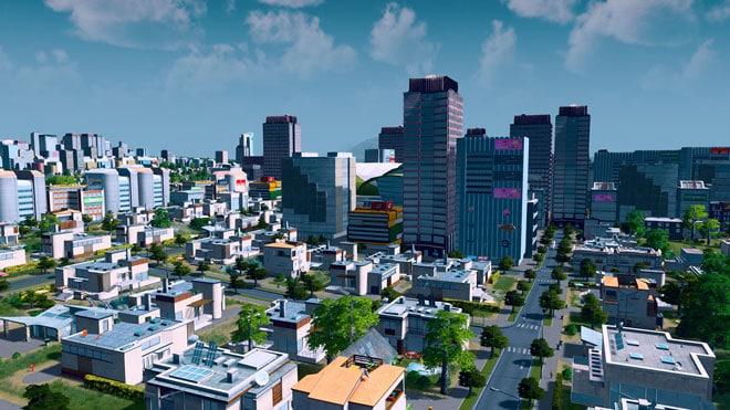 «Cities: Skylines»