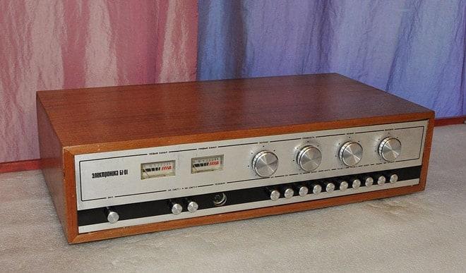 Электроника Б1 01