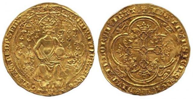 Флорин Эдуарда ІІІ