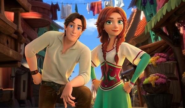 «Похищенная принцесса: Руслан и Людмила»