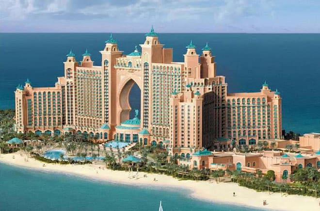 Курорт Atlantis the Palm Jumeirah